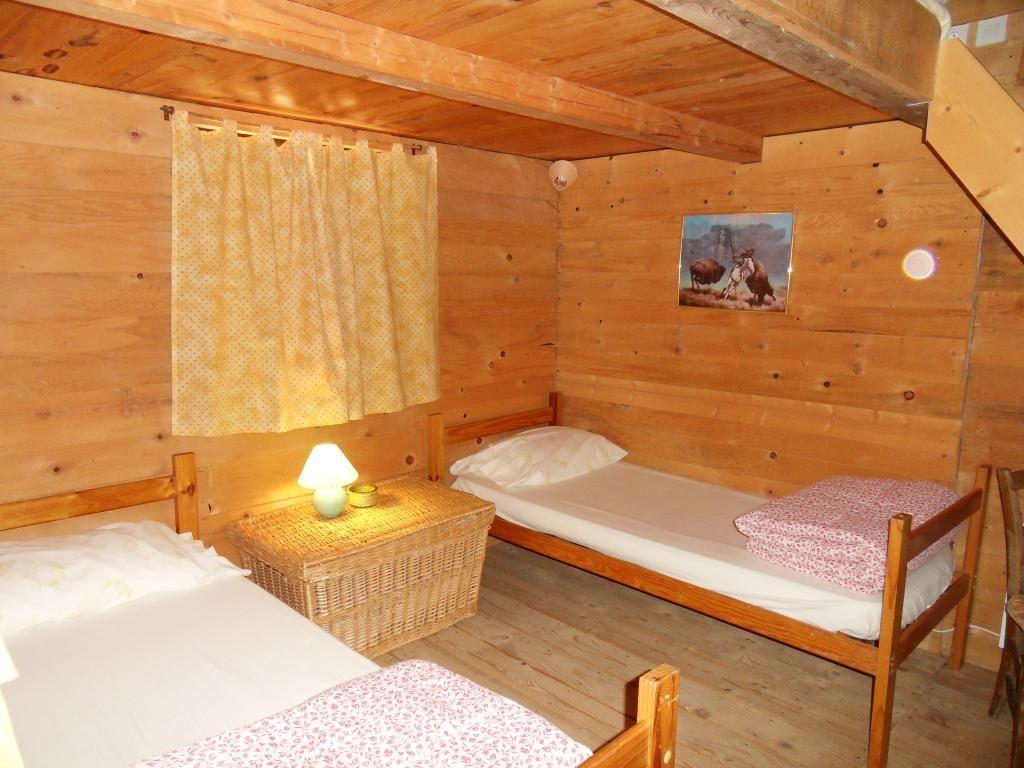 Dortoir 5 lits dont 2 en mezzanine