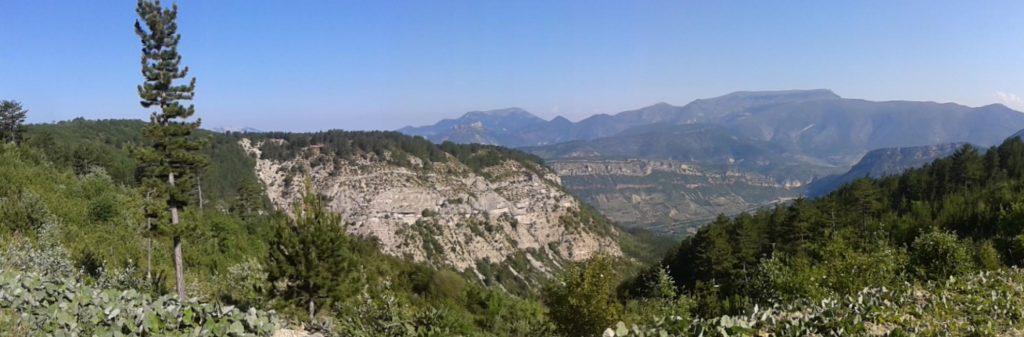 Le territoire des Baronnies Provençales, Parc naturel régional des Baronnies Provençales