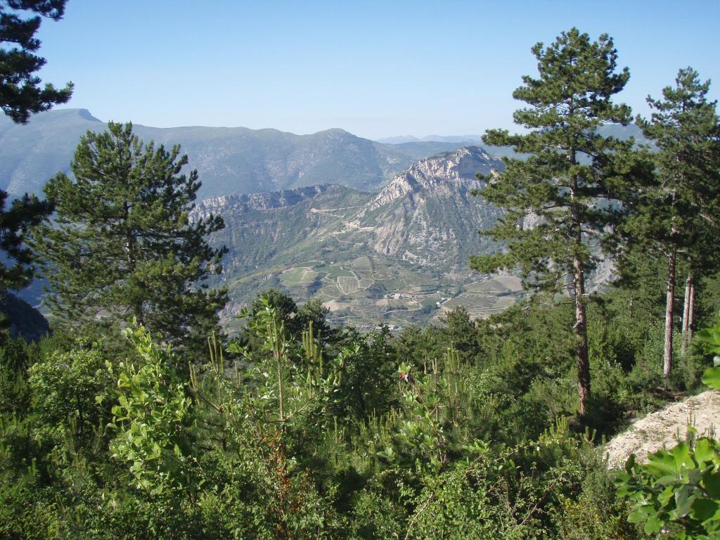 Accueil en étape, accueil de randonneur en Drôme Provençale, sur GRP des Baronnies Provençale, et circuits Drôme à chevals