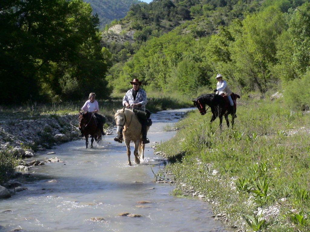 Labélisé Drôme à cheval